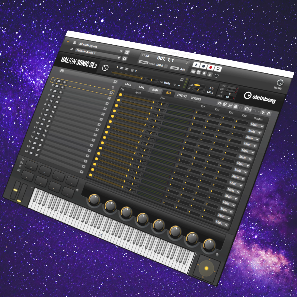 SONIC KIT sound libraries and instruments for the FREE Halion Sonic